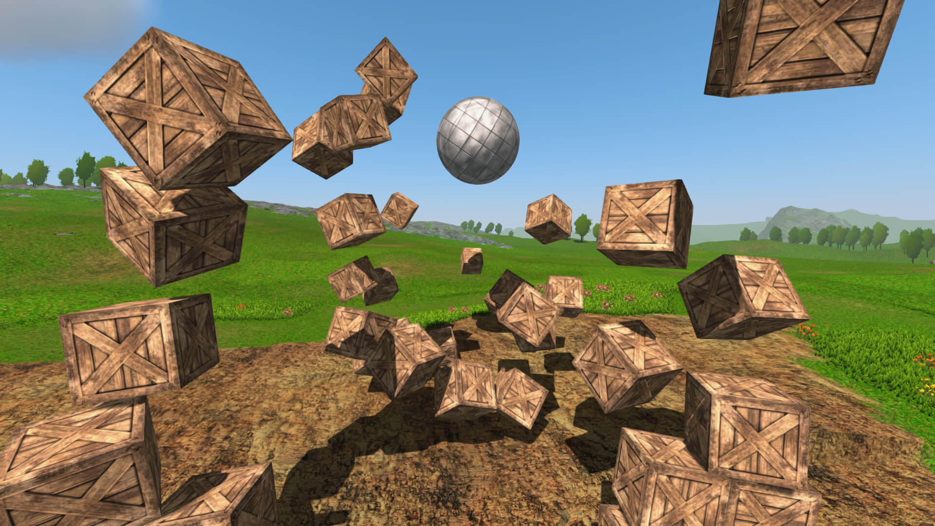 GeoMechanic Screenshot